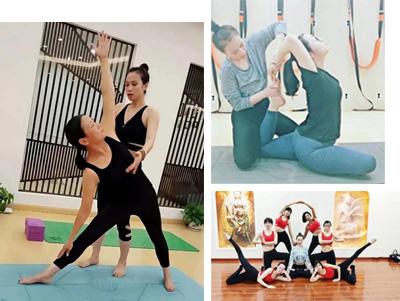 39岁前,创业连续失败身心俱疲,45岁了,瑜伽让我逆龄重生!图片